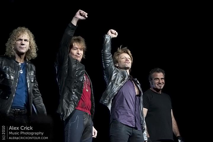 Bon Jovi - Band - BBS