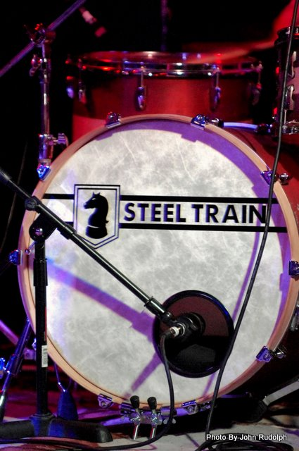 Steel Train Drums