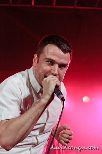 Say Anything at Showbox SoDo