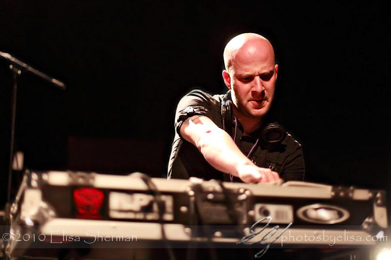 Sextreme Ball: DJ Deathwish by Elisa Sherman