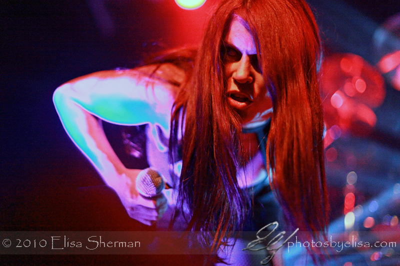 Sextreme Ball: Lords of Acid by Elisa Sherman