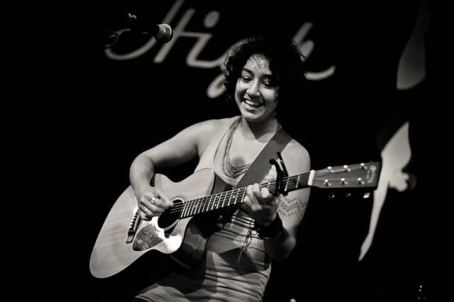 2010.07.11: Olivia De La Cruz @ High Dive, Seattle, WA