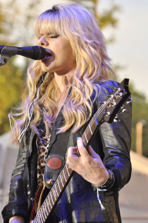 Orianthi @ Vodka Rocks! Tour