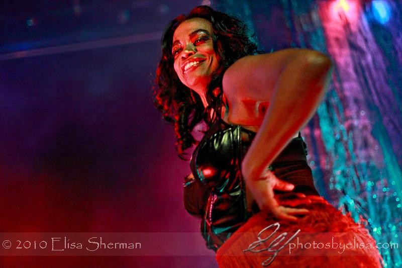 Sextreme Ball: Thrill Kill Kult by Elisa Sherman
