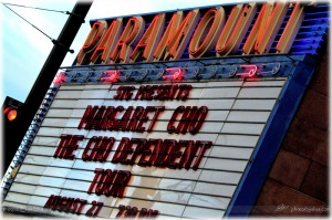 Margaret Cho Marquee @ Paramount - Seattle, by Elisa Sherman | photosbyelisa.com
