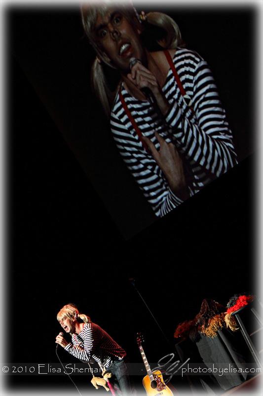John Roberts opening for Margaret Cho - by Elisa Sherman | photosbyelisa.com