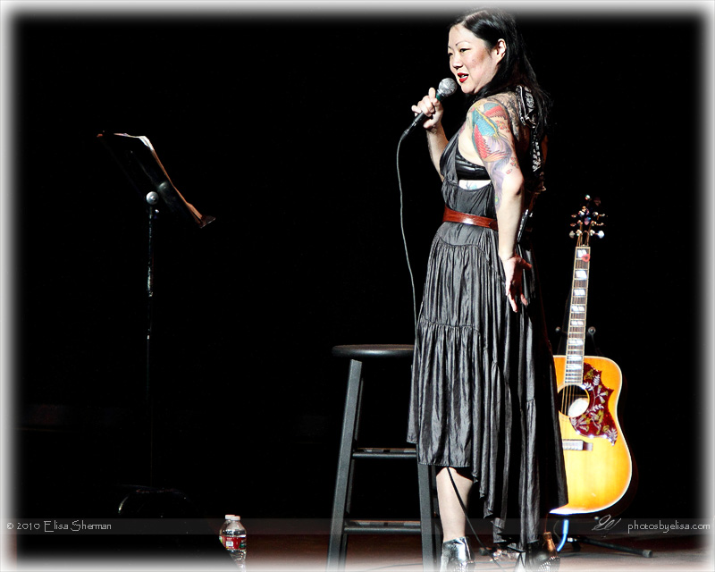 Margaret Cho - by Elisa Sherman | photosbyelisa.com