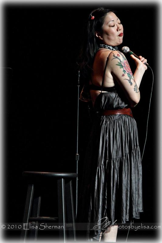 Margaret Cho - by Elisa Sherman | photosbyelisa.com