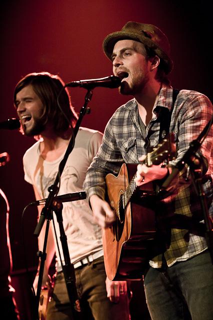 2010.08.20: Ivan & Alyosha @ The Triple Door, Seattle, WA