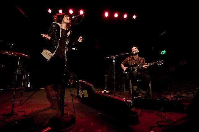 2010.07.20: Jesca Hoop, Blake Mills @ Tractor Tavern, Seattle, W
