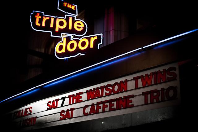 2010.08.07: The Watson Twins, Ferraby Lionheart, Kip Boardman @
