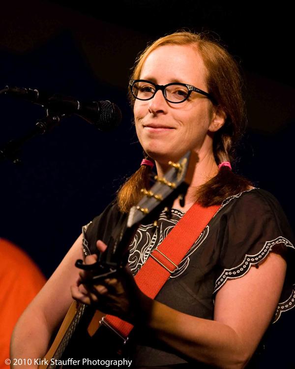 Bumbershoot 2010 - Laura Veirs 1