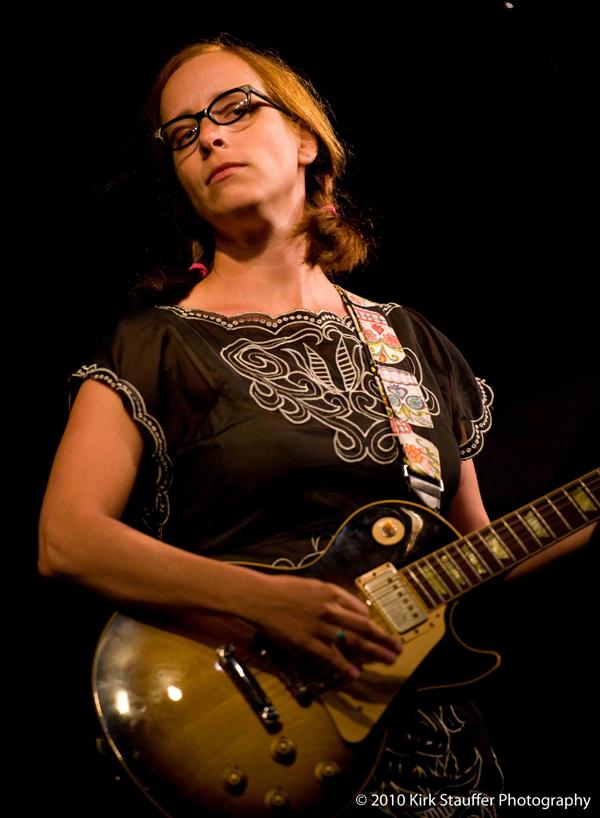 Bumbershoot 2010 - Laura Veirs 6