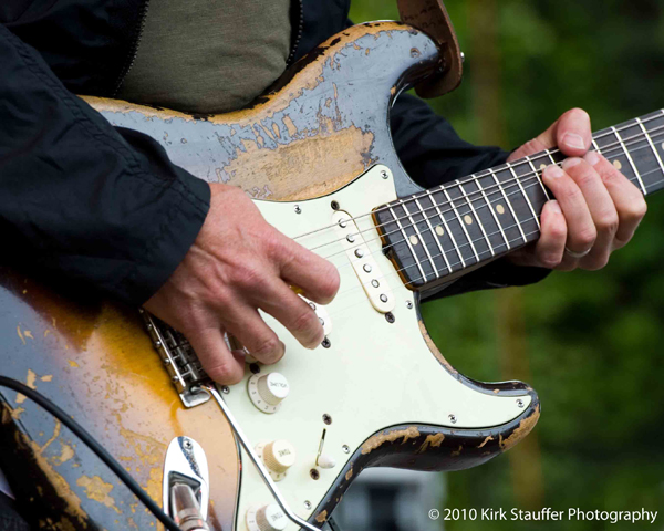 Bumbershoot 2010 - Mike McCready 5