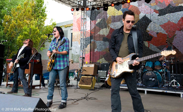 Bumbershoot 2010 - Mike McCready 7