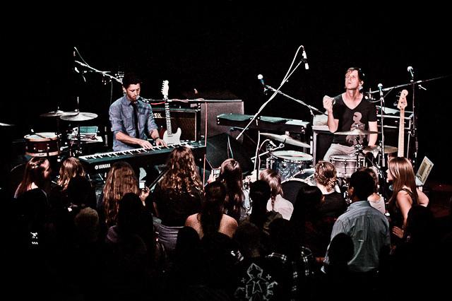 2010.08.26: Brendan James @ The Vera Project, Seattle, WA