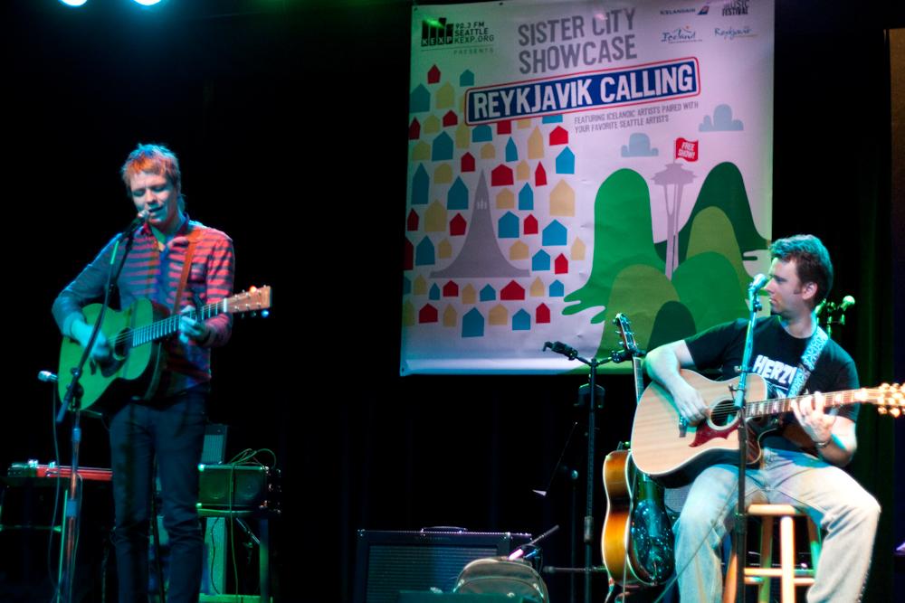 Petur Ben and Nathan Wade
