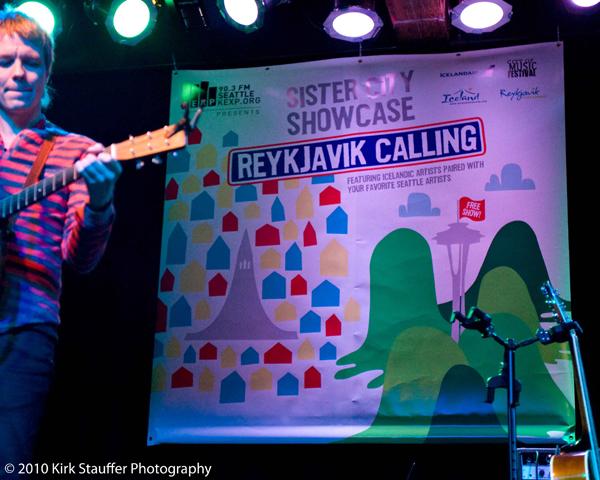Reykjavik Calling 1