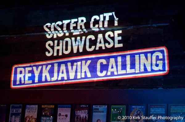 Reykjavik Calling 11