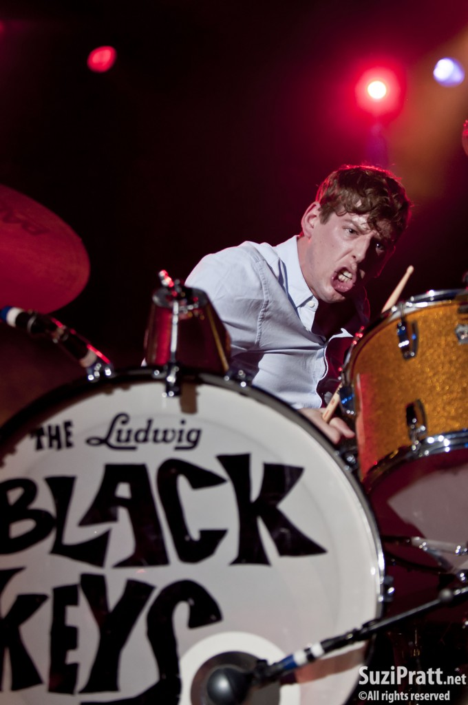 The Black Keys @ Deck the Hall Ball 2010