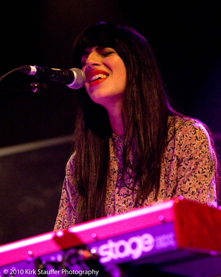Brooke Fraser 17