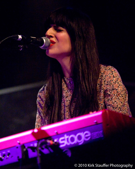 Brooke Fraser 21