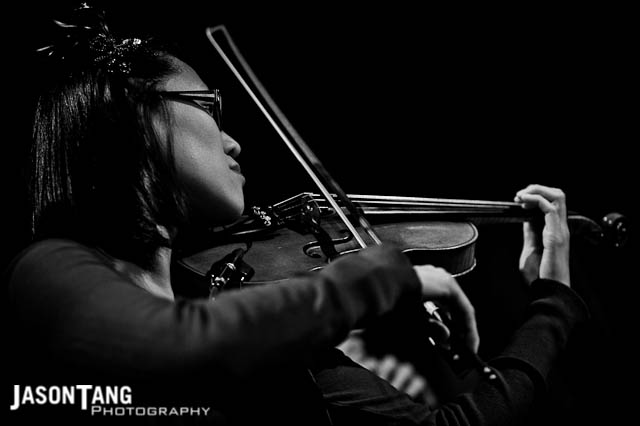2010.12.04: Thousands & The Passenger String Quartet @ Columbia