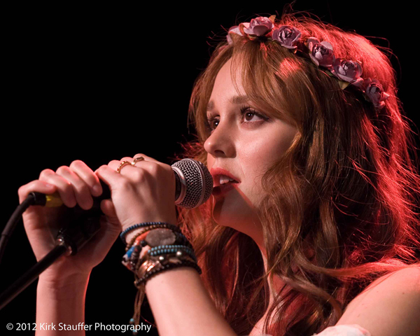 Leighton Meester band