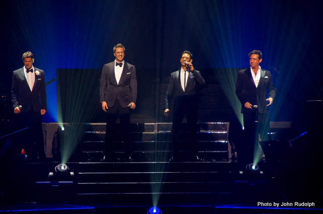 Back beat seattle photos and review il divo the paramount - Il divo website ...