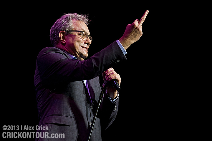 Lewis Black @ Paramount Theater in Seattle, Wa