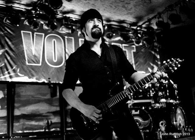 Volbeat Bassist BW (1 of 1)
