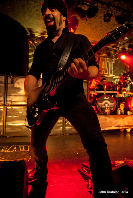 Volbeat Lead Guitar 16mm (1 of 1)