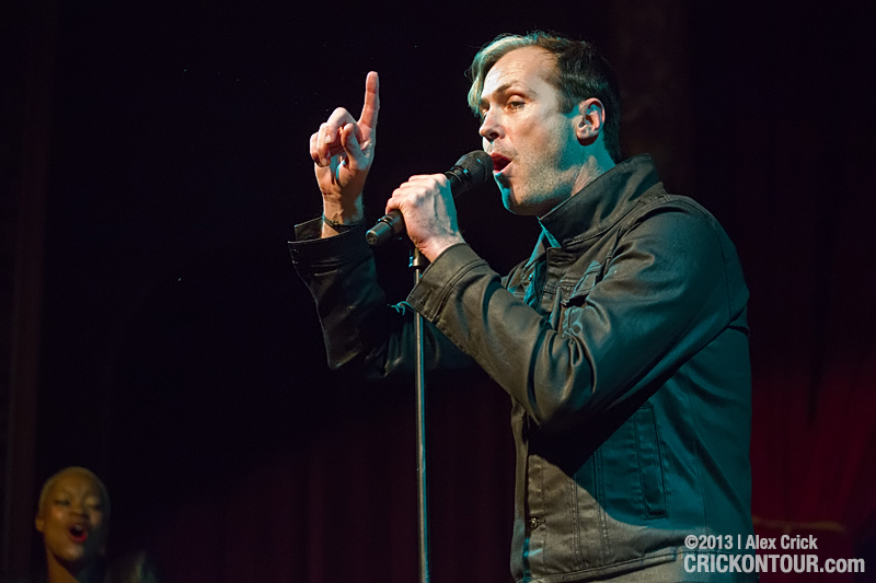Fitz and The Tantrums perform at Columbia City Theater
