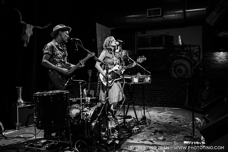 01 - Whitehorse - Tractor Tavern - 050113