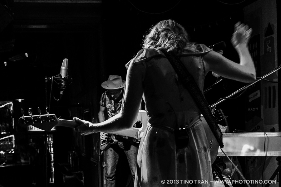 07 - Whitehorse - Tractor Tavern - 050113