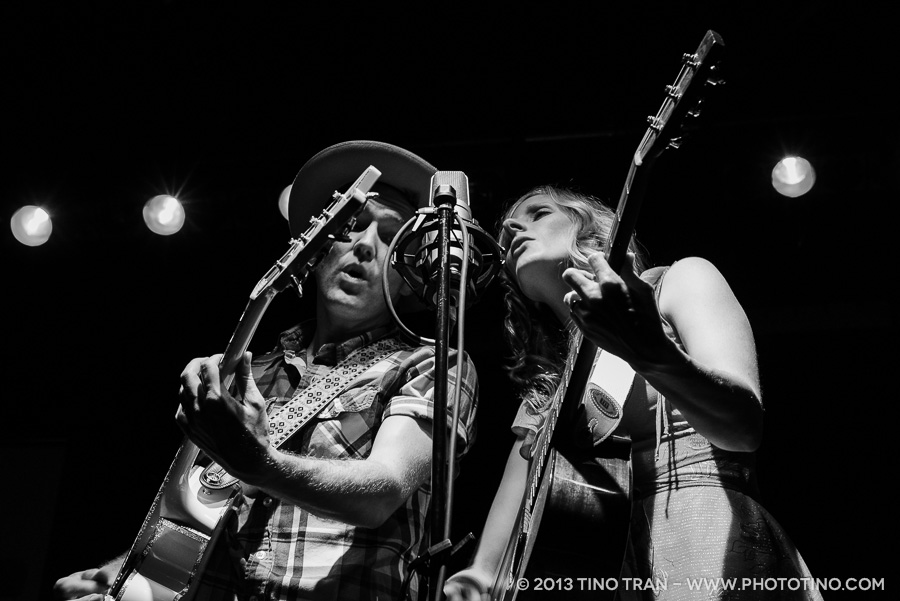 10 - Whitehorse - Tractor Tavern - 050113