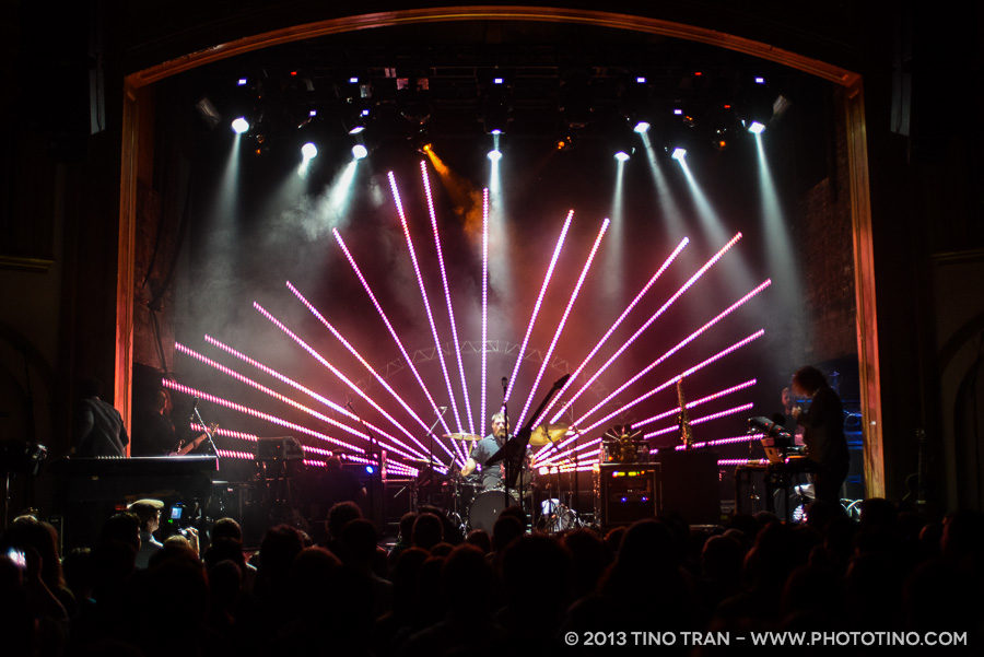 08 - Jim James - Neptune Theatre - 051513