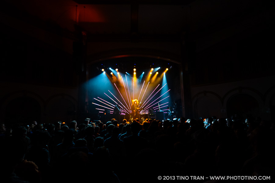 10 - Jim James - Neptune Theatre - 051513