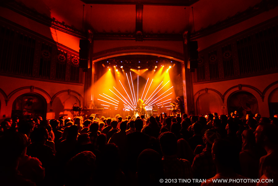 11 - Jim James - Neptune Theatre - 051513