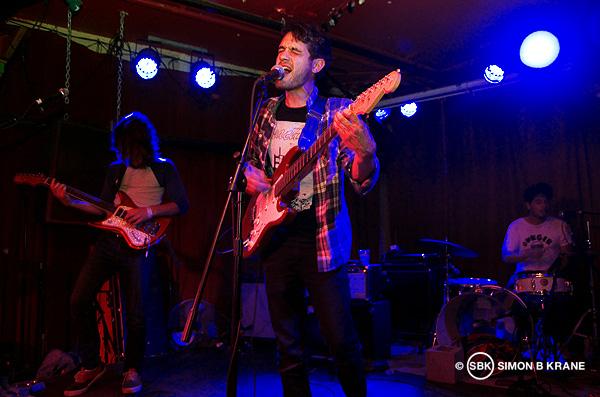 Pangea perform at Chop Suey, Seattle WA. 20.05.2013