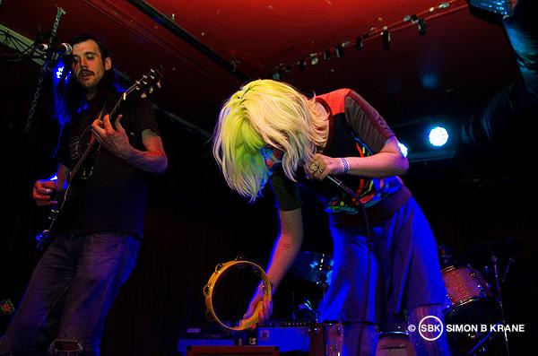 Tacocat perform at Chop Suey, Seattle WA. 20.05.2013