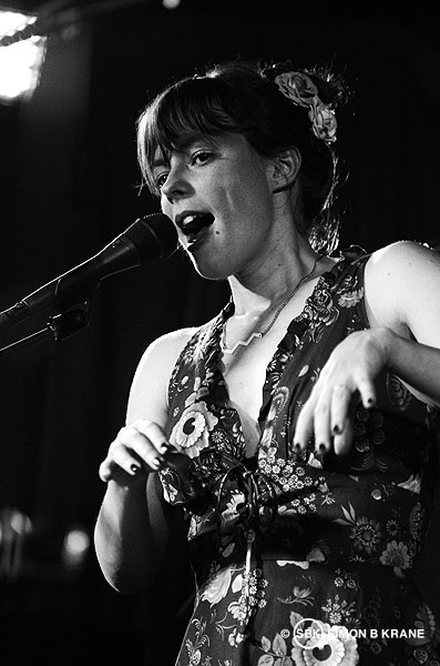 Lenka performs at Barboza (Neumos). 07 June, 2013