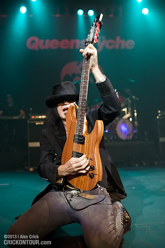 Queensryche @ Moore Theatre