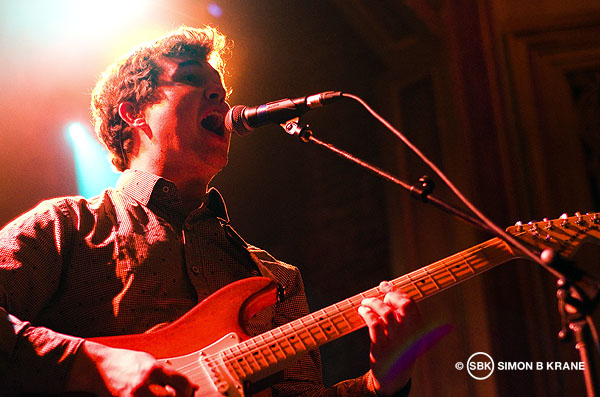 Surfer Blood perform at The Neptune Theatre, Seattle WA. 26.05.2013