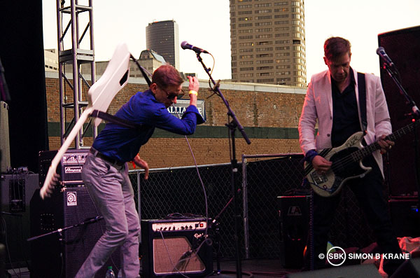 The Intelligence performs at the Capitol Hill Block Party. 26.07.2013