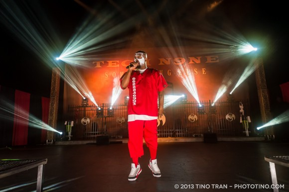 Tech N9ne @ the Paramount