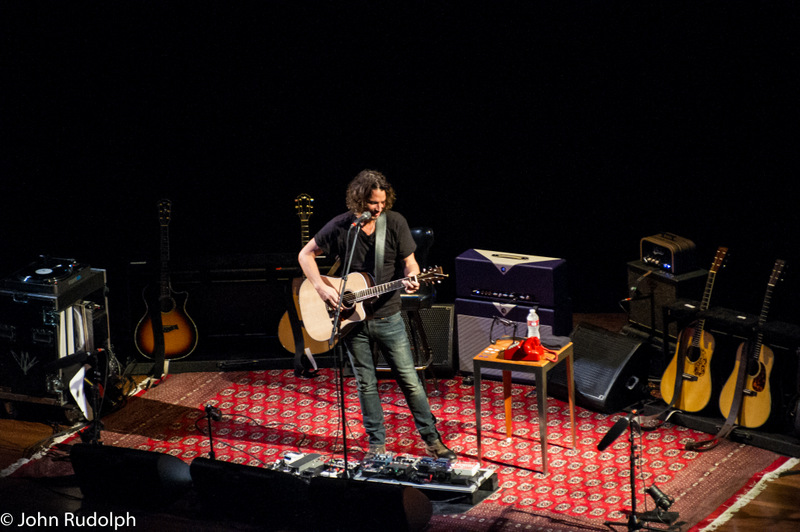 Chris Cornell Stage Guitar (1 of 1)
