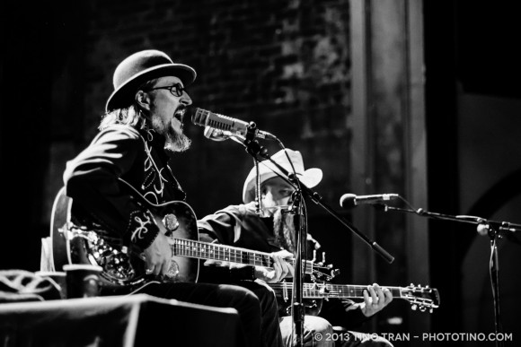 Les Claypool's Duo De Twang @ the Neptune