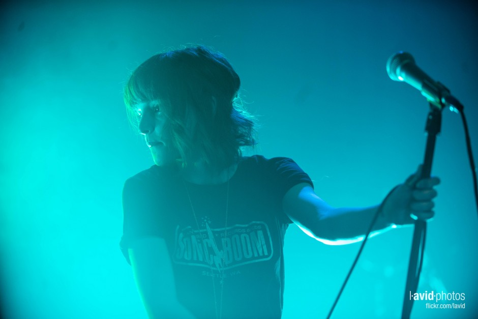 Back Beat Seattle | Photos: Chvrches & XXYYXX @ Showbox at ...