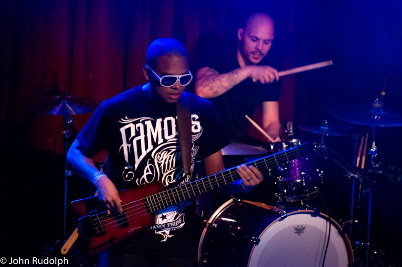 Ayron Jones Bass and Drummer (1 of 1)-2